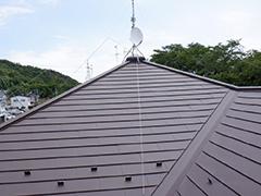 住宅の屋根板金とは?