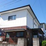 岩沼市で遮熱塗装した住宅