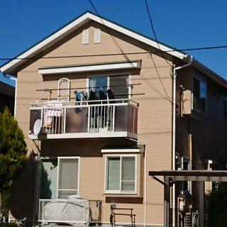仙台で外壁塗装した住宅