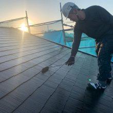 名取市飯野坂 外壁塗装・屋根塗装 A様所有アパート