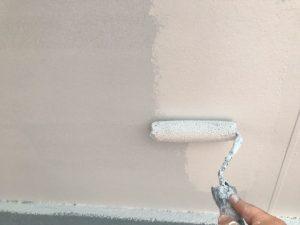 軒天の塗り替え