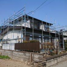 亘理町 外壁塗装・屋根葺き替え S様邸