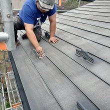 岩沼市平等 屋根塗装 S様邸