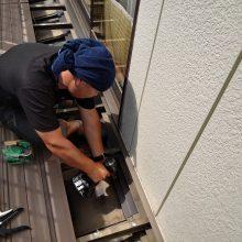 名取市植松 屋根塗装・漏水修繕
