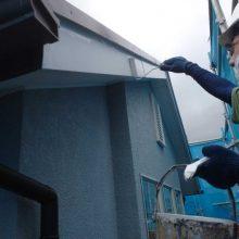 名取市相互台 屋根塗装 T様邸