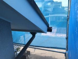 破風のカバー工法