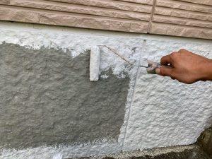 基礎の塗装