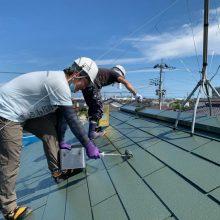 岩沼 外壁塗装・屋根塗装 M様邸