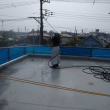 名取市植松 外壁塗装・屋根塗装 N様邸