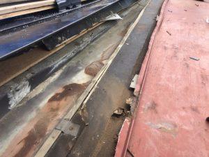 屋根の漏水