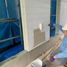仙台市太白区 外壁塗装・屋根カバー工法 K様邸