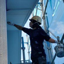 名取市上余田 外壁塗装・屋根塗装 N様邸