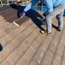 名取市相互台 外壁塗装・屋根塗装・雨樋交換 I様邸