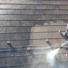 名取市高館 屋根塗装 Y様邸