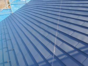 屋根ガルバリウム鋼板