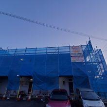 名取市植松 外壁塗装・屋根塗装 K様所有アパート