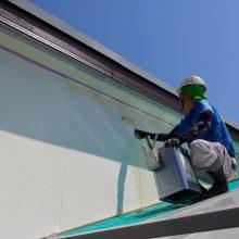 名取市美田園 外壁塗装・屋根塗装 U様邸